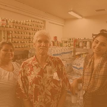 Food Pantry Merced